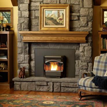 Lopi Pellet Inserts Lopi Fireplace The Fireplace Factory