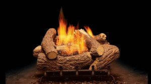 Monessen Mountain Cedar Gas Log Set