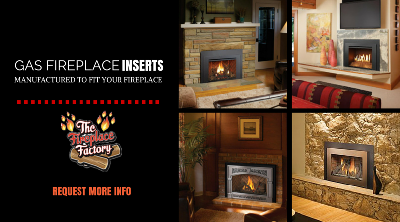 Gas Fireplace Inserts in Long Island | The Fireplace Factory