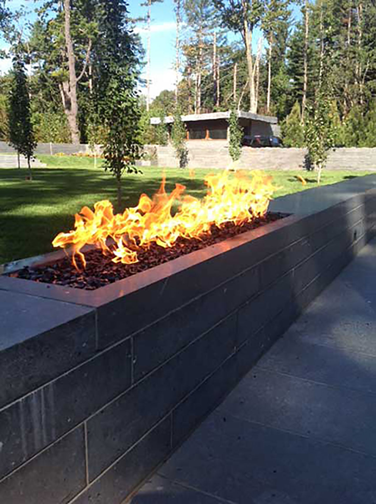 Fire Pits & Fire Tables Fireplaces Long Island The Fireplace