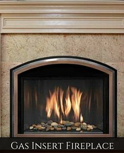 Gas Fireplace Insert Smithtown, NY
