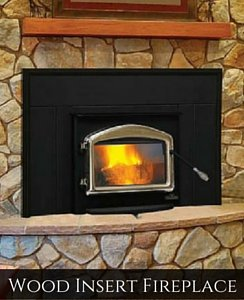 Wood Insert Fireplaces In Smithtown, NY