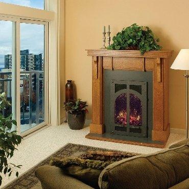 21 E Fireplace