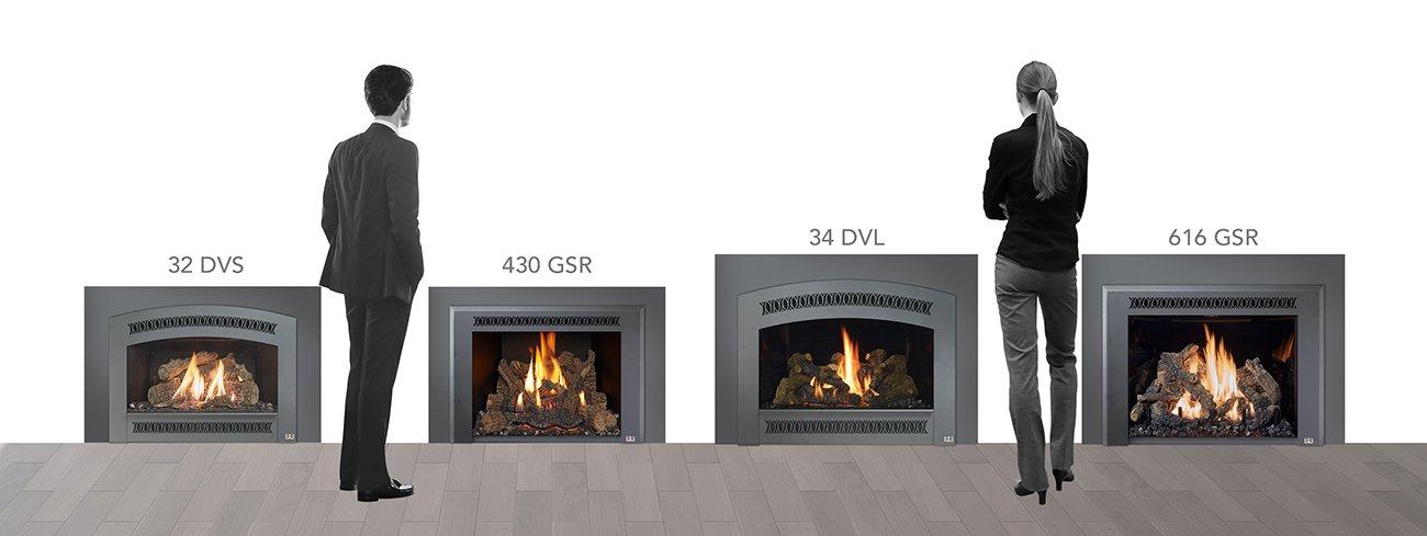 Fireplace X Gas Inserts